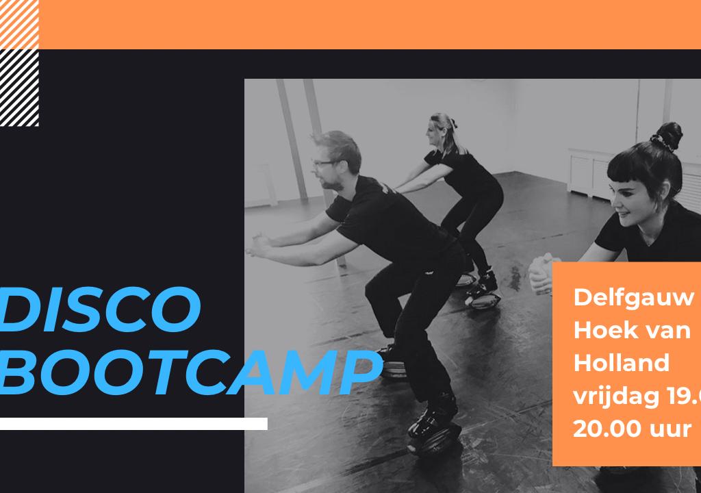 Disco Bootcamp Delfgauw Hoek van Holland