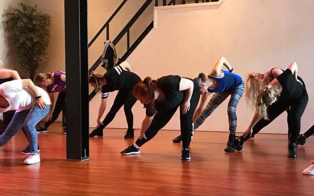 volwassenen dansen delfgauw Hoek van Holland