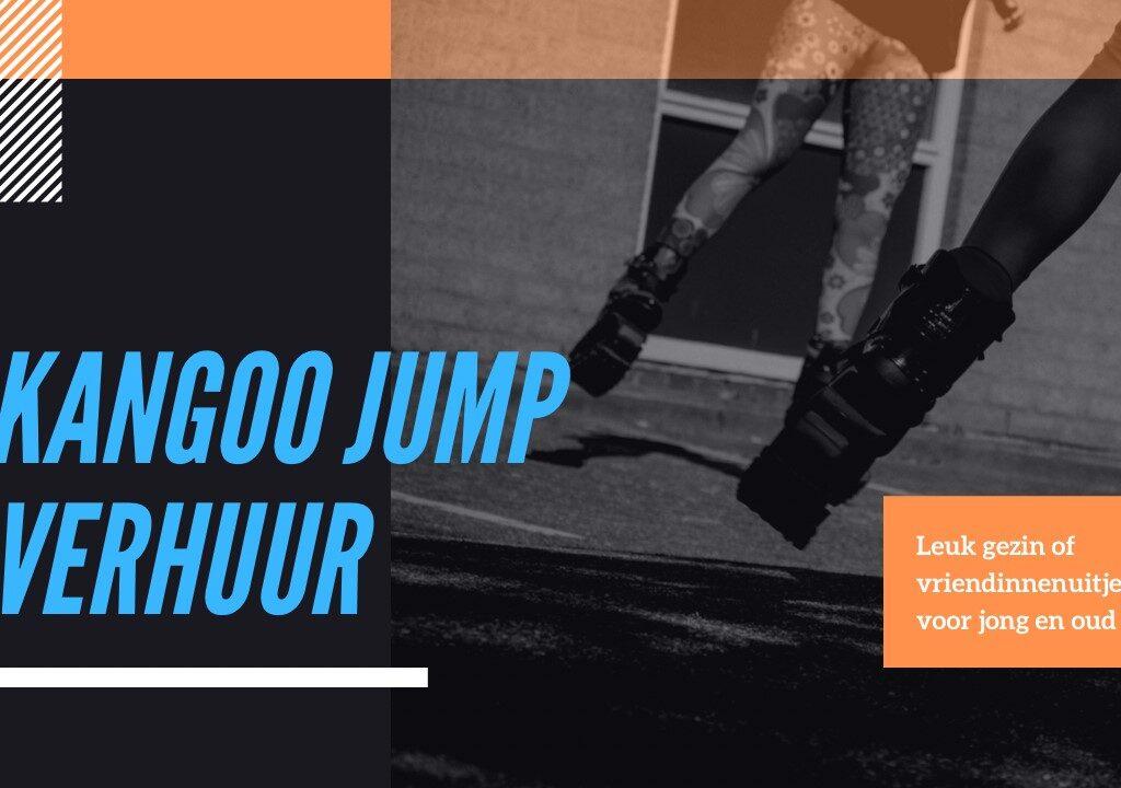 Kangoo Jump verhuur Delfgauw Rotterdam