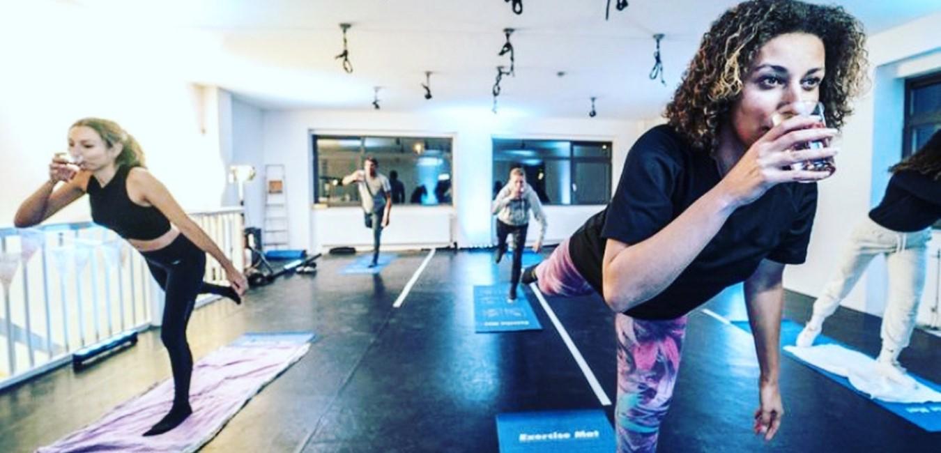 Gintonic Yoga Delfgauw